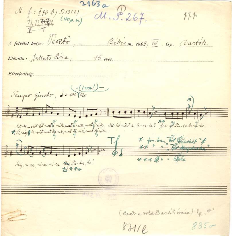 Béla Bartók - Zoltán Kodály - Tanz-Suite Für Orchester · Tänze Aus Galánta · Marosszéker Tänze